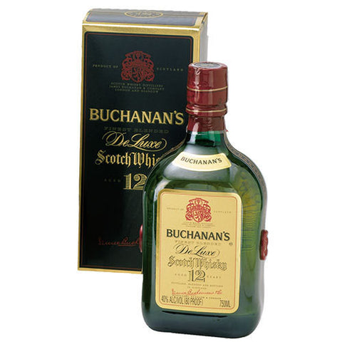 Buchanans Scotch 12yr