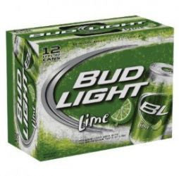 Bud Light Lime 12 Pk Can