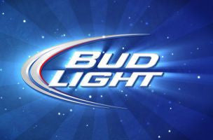 Bud Light 1/2 Barrel