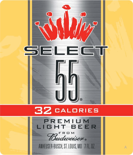 Bud 12 Oz Cans Loose Select 55