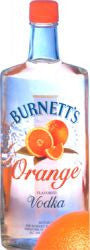 Burnetts Vodka Orange