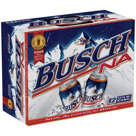 Busch 12 Pk Can NA