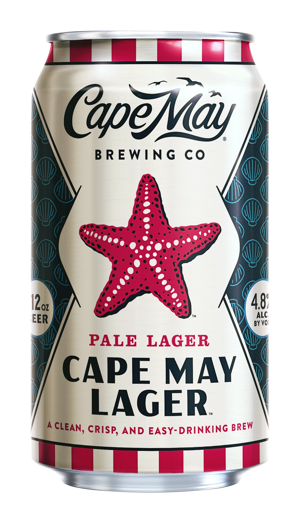 Cape May Brewing Lager 6pk Can