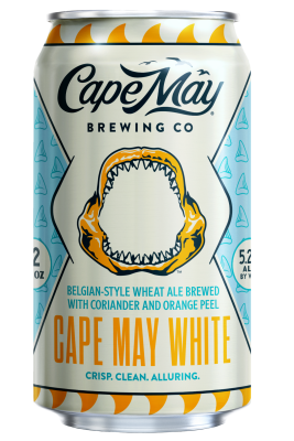 Cape May Brewing White 6pk Cans