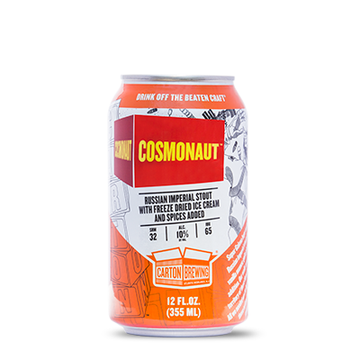 Carton Brewing Cosmonaut Russian Imperial Stout 4pk 12oz Cans
