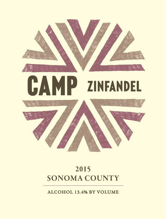 Hobo Wines Camp Sonoma Zinfandel