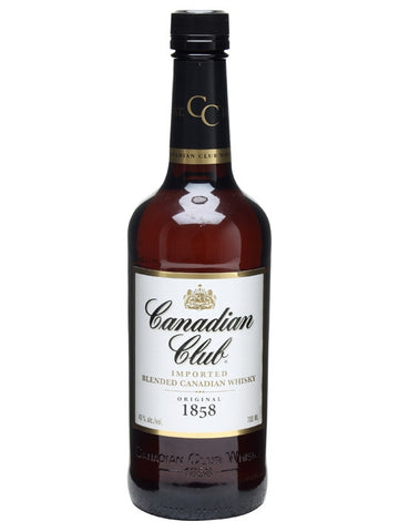 Canadian Club 80 Whiskey