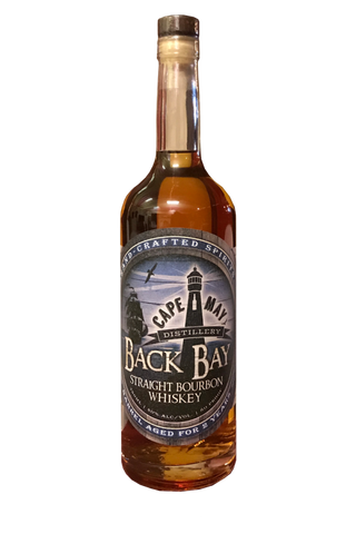 Cape May Distillery 2yr Bourbon Whiskey