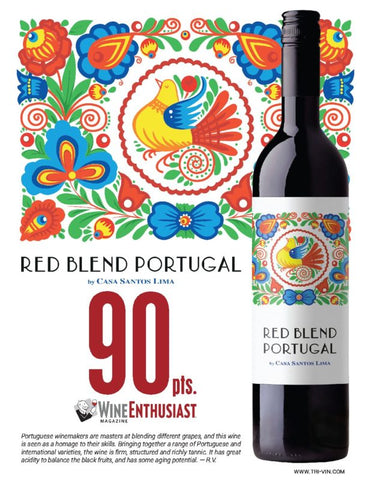 $99 Case Deal: Casa Santos Lima The Red Blend