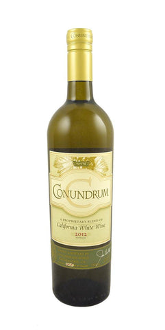 Caymus Conundrum White Blend