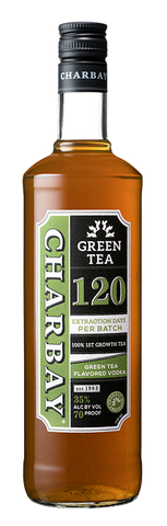 Charbay Green Tea Vodka