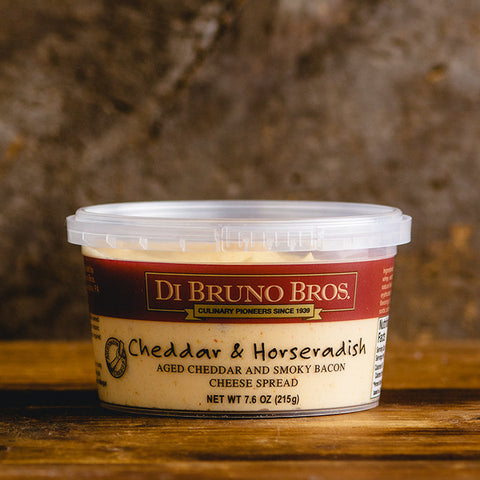 Di Bruno Bacon Horseradish Spread