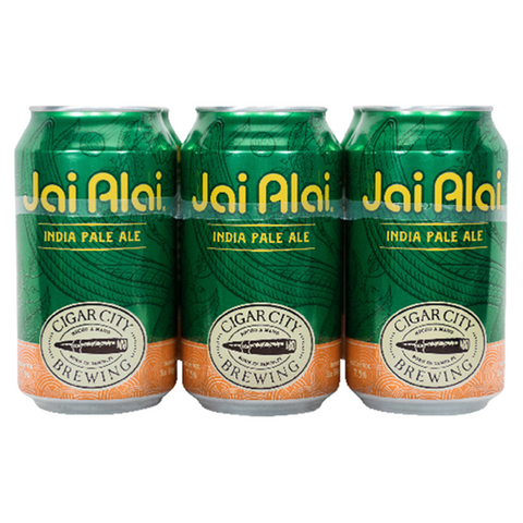 Cigar City Jai Alai IPA 6pk Can
