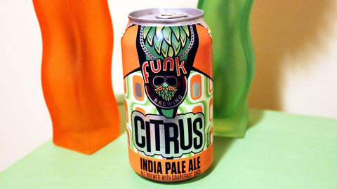 Funk Brew Citrus Ipa 6Pk Can