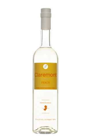 Claremont Spiced Peach Vodka