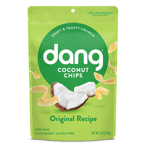 Dang Original Recipe Coconut Chips