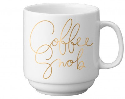 EASY TIGER COFFEE SNOB MUG