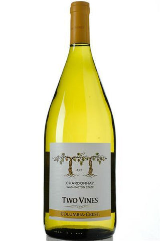 Columbia Crest Two Vines Chardonnay 1.5L