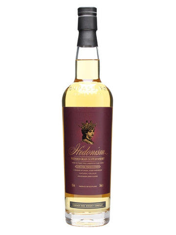 Compass Box Hedonism Blended Scotch Whiskey