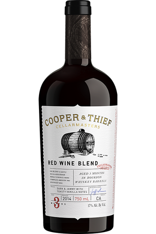 Cooper and Thief Barrel aged Red Blend