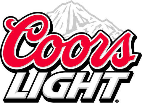 Coors Light 7 Oz Loose Bottles