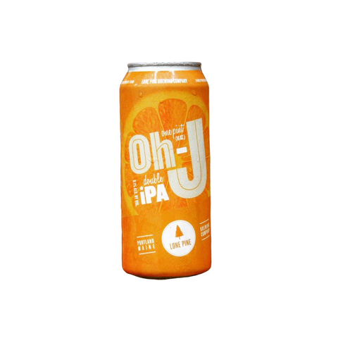 Lone Pine Oh-J Double IPA 4pk Cans