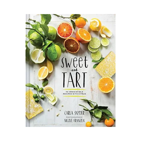 Sweet and Tart Recipe Book
