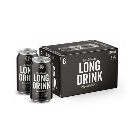 Long Drink Legend Cocktail - Strong