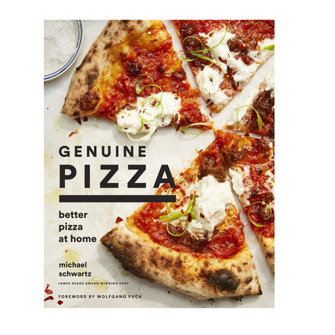 Genuine Pizza Book by Hachette