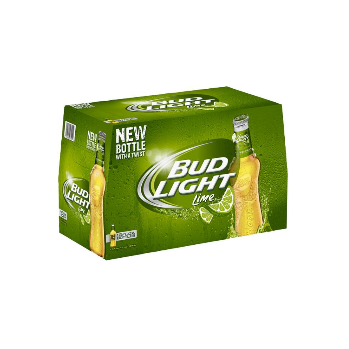 Bud Light Lime 18Pk Can