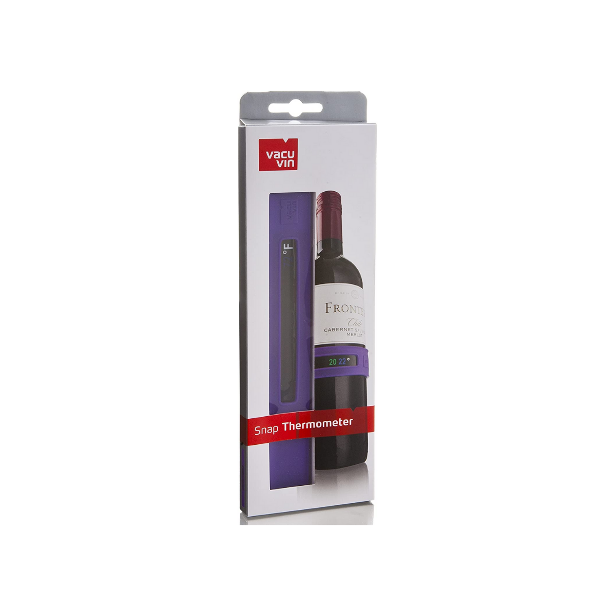 Vacu Vin Snap Wine Thermometer