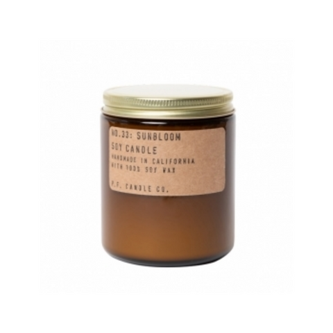 P.F. Candle Co. Sunbloom Soy Candle