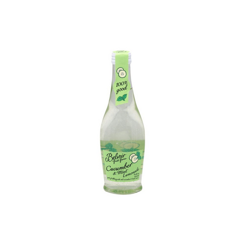 Belvoir Cucumber & Mint Lemonade 8oz