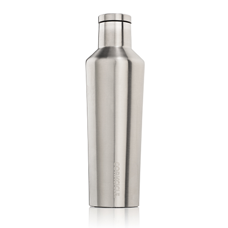 CORKCICLE Insulated 16oz Bottle - Steel