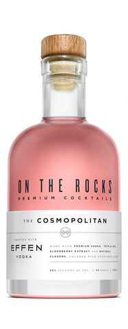 On The Rocks Cosmopolitan (375ML)
