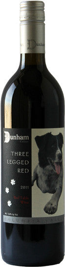 Dunham Three Legged Red Blend