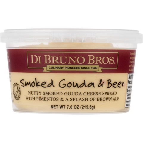 Di Bruno Smoked Gouda Beer Spread