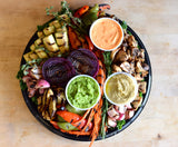 Grilled Vegetable Platter - Catering