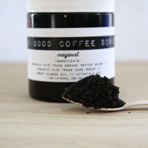 Damn Good Coffee Scrub Original