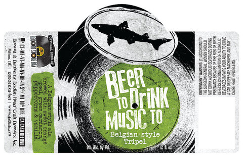 Dogfish Head Beer to Drink Music to 4pk