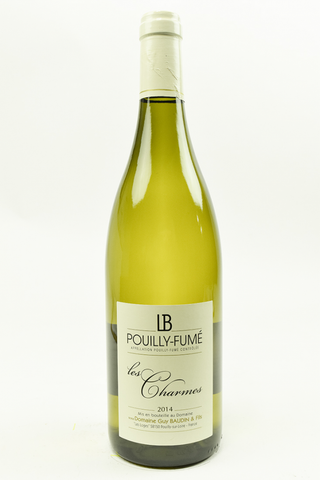 Domaine Guy Baudin Pouilly Fume Les Charmes