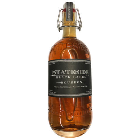 Stateside Black Label Bourbon