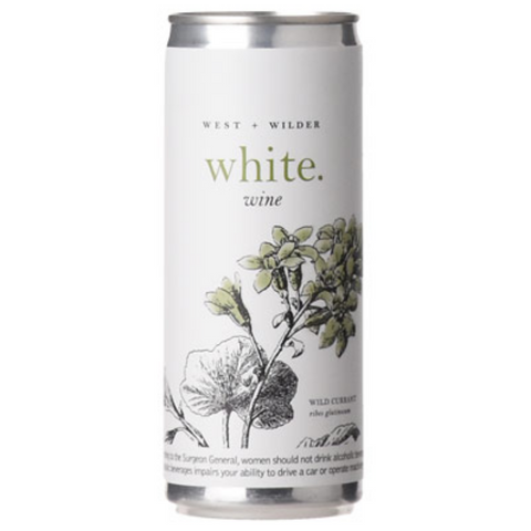 West and Wilder White 3pk Can