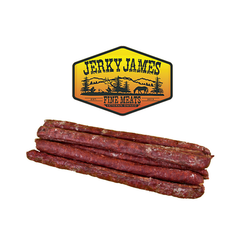 Jerky James Hot Beef Stick