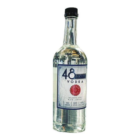 Little Water Distillery 48 Blocks Vodka