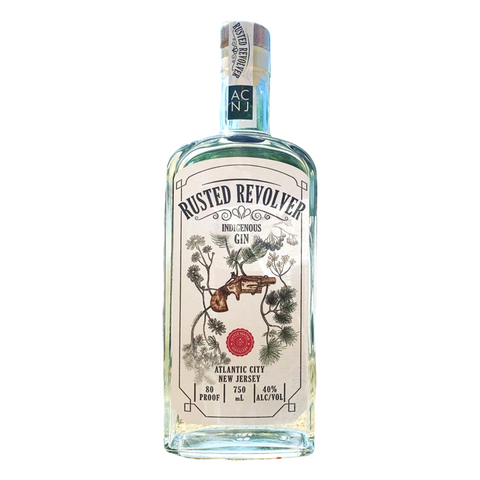 Little Water Distillery Rusted Revolver Gin
