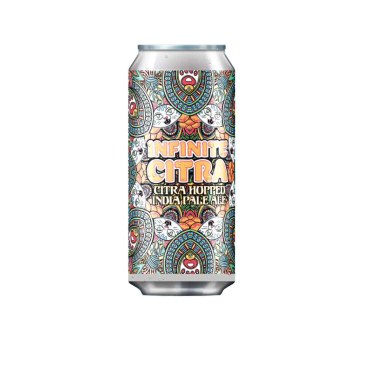 Pipeworks Brewing Co. Infinite Citra IPA 4PK 16oz Cans