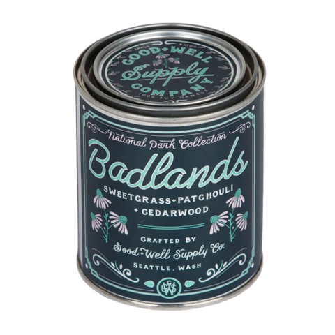 Good & Well BADLANDS Candle
