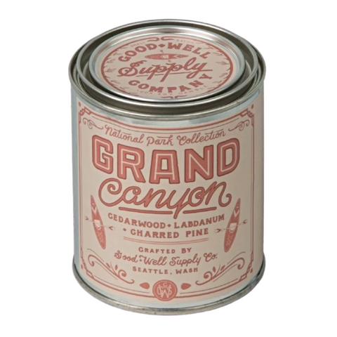 Good & Well GRAND CANYON Candle