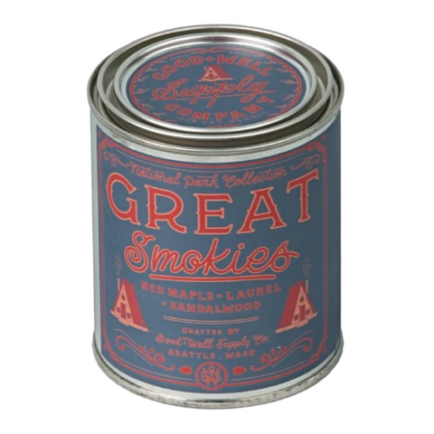 Good & Well GREAT SMOKIES Candle
